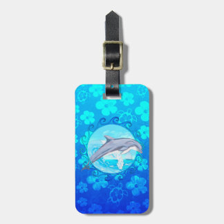 Delfín Sun maorí Etiquetas Maleta