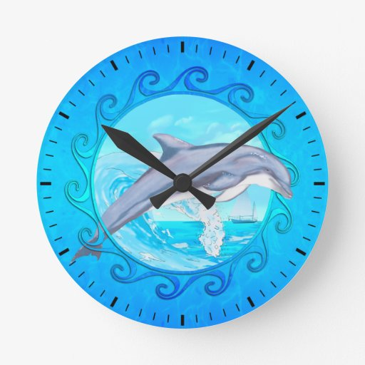 Delfín Sun maorí Relojes