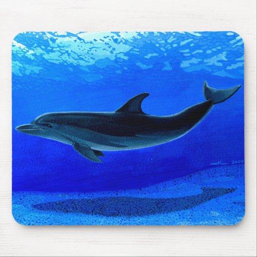 Delfín Tapetes De Ratones