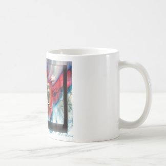 delfín taza básica blanca