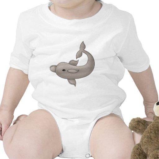 Delfín Traje De Bebé