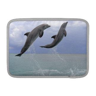 Delfin (un Tuemmler más grueso) Funda MacBook