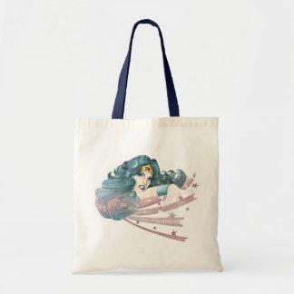 Delfín y rayas de la Mujer Maravilla