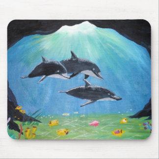Delfínes Alfombrillas De Raton