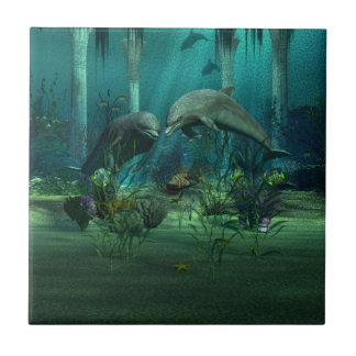 Delfínes Azulejos Ceramicos