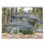 delfínes calendarios