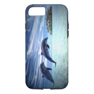 Delfínes de salto funda iPhone 7