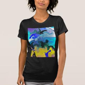 Delfínes en Play.JPG Camiseta