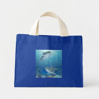 delfínes felices bolsas