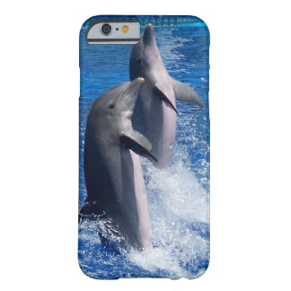 Delfínes Funda Para iPhone 6 Barely There