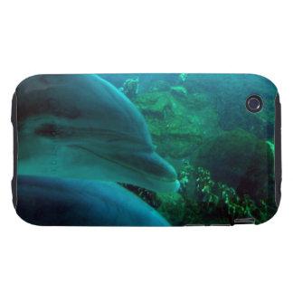 Delfínes iPhone 3 Tough Carcasas
