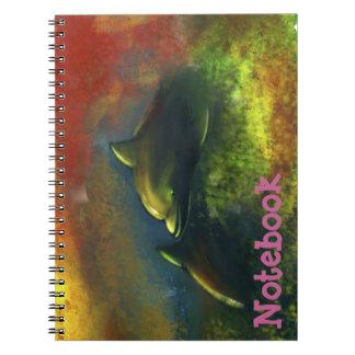 Delfínes Libro De Apuntes