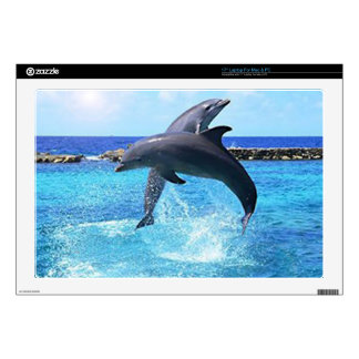 Delfínes Portátil Calcomanías