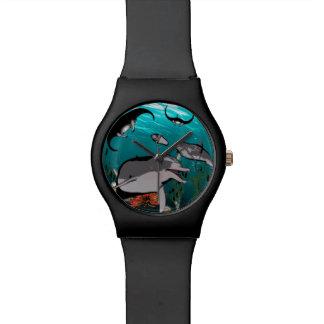 Delfínes Reloj De Mano