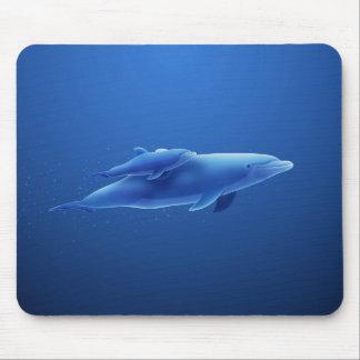 Delfínes Tapetes De Raton
