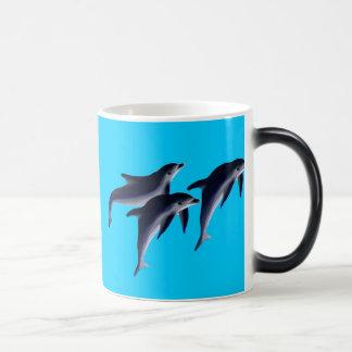 Delfines Taza Mágica
