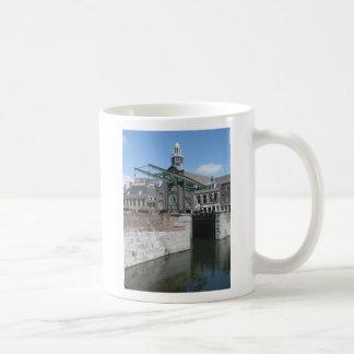Delfshaven Classic White Coffee Mug