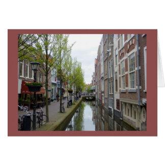 Delft 1 card
