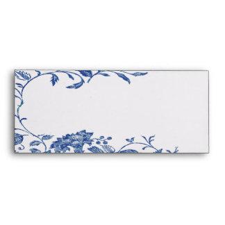 Delft Blue Envelope