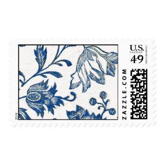 Delft Blue Stamps