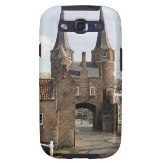 Delft canals and city gateway samsung galaxy s3 covers