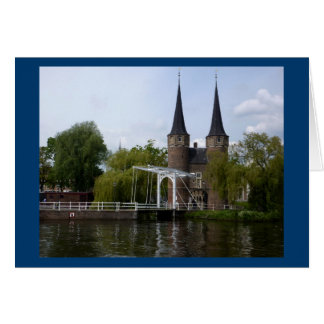 Delft Gate (Oostpoort) Card