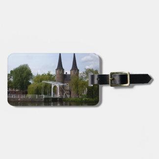 Delft Gate (Oostpoort) Luggage Tag