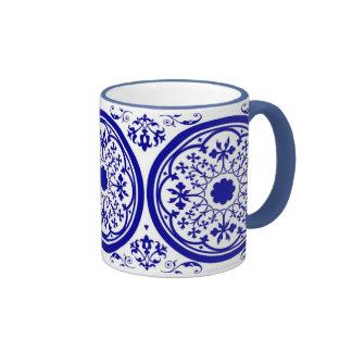 Delft inspiró la taza de café del arte