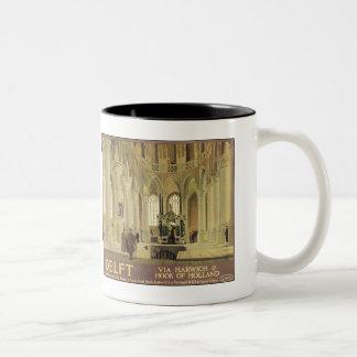 Delft LNER Poster Coffee Mug