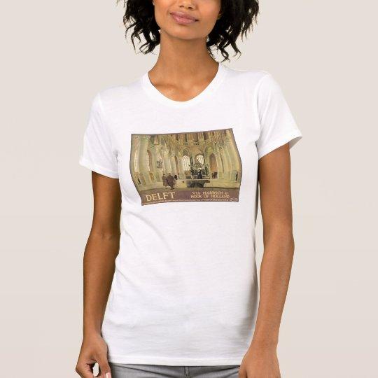 Delft LNER Poster T-Shirt