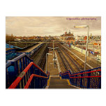 Delft, NL Train Station Post Cards