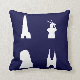 Delft Pillows - Decorative & Throw Pillows Zazzle