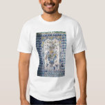 Delft tile panel from the bathroom t shirt