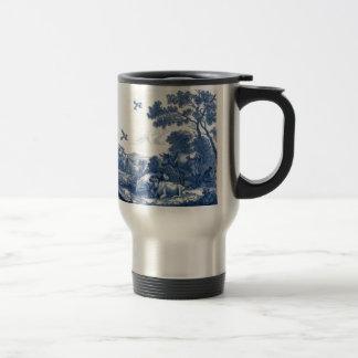 Delftware Coffee Mug
