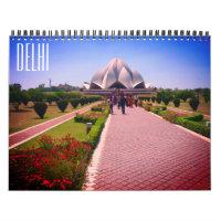 delhi 2021 calendar