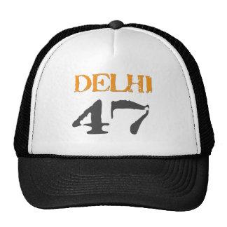 Delhi 47 trucker hat