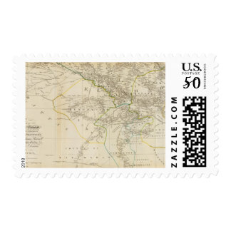 Delhi, Agrah, Oude, Ellahabad south Postage