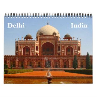 delhi calendar