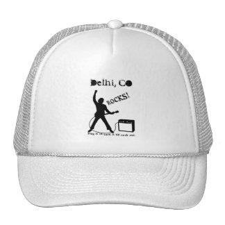 Delhi, CO Trucker Hat