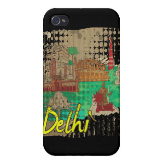 Delhi Covers For iPhone 4
