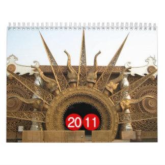 delhi dreams place calendars
