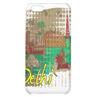 Delhi iPhone 5C Case