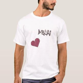 Delhi Love T-Shirt