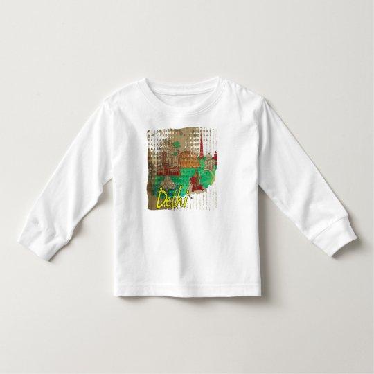 Delhi Toddler T-shirt