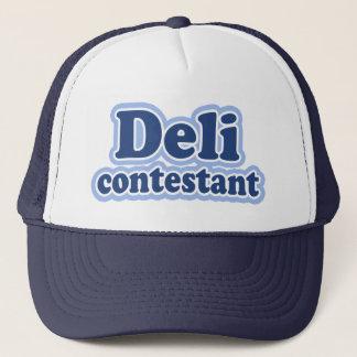 """Deli Contestant"" Say What? Trucker Hat"