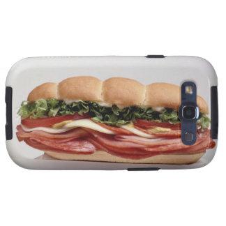 Deli sandwich galaxy s3 covers