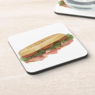Deli Sandwich Coaster