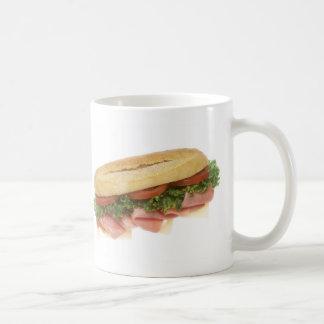 Deli Sandwich Coffee Mug