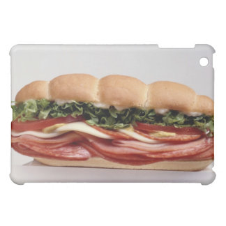 Deli sandwich iPad mini covers