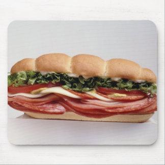 Deli sandwich mouse pad